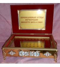 Ковчег для святых мощей (l-01)
