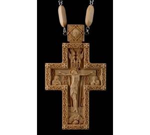 Нагородний хрест з ланцюгом, для священнослужителів (Rev-k-09)