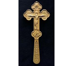Крест напрестольный, из дерева (Rev-k-20)