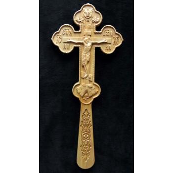 Крест требный, из дерева (Rev-k-21)
