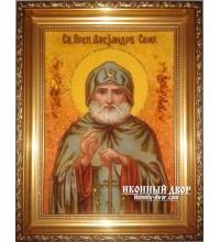 Александр Свирский - Икона из янтаря (ар-106)