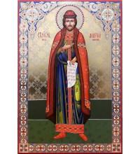 Андрій Смоленський - ікона писана (ВЧ-08)