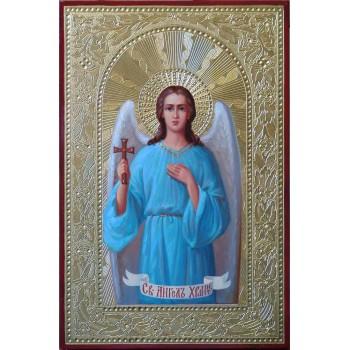 Ангел Хранитель - красивая писаная икона (ир-35)