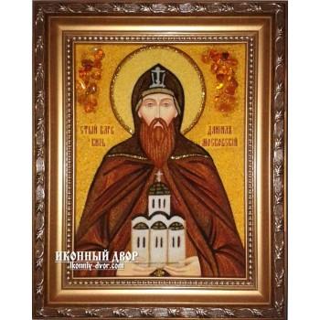 Даниил - Янтарная икона ручной работы (Даниил)