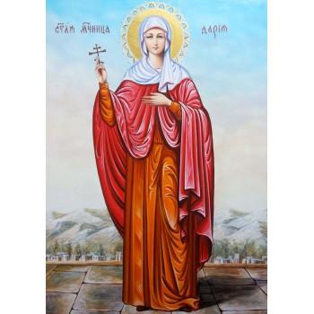 Дарья - Писаная икона (гр-61)