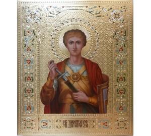 Дмитро (Димитрий) Солунський - ікона писана (Дм-11)