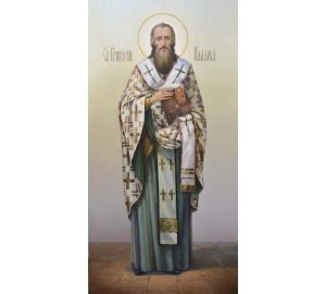 Григорий Палама - великолепная писаная икона (сч-09)
