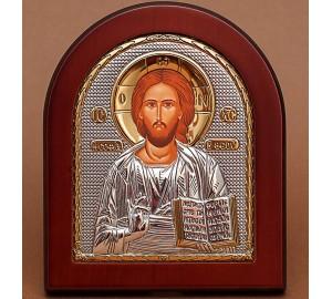 Христос Спаситель - Православна Грецька Ікона (GOLD)