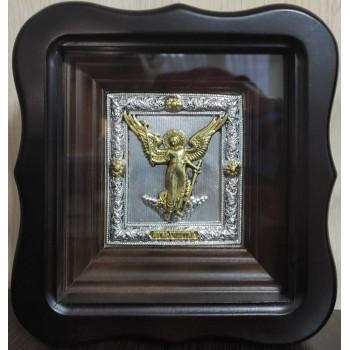 Ікона Ангел-Хранитель - подарункова ікона в кіоті (ЮО-03)