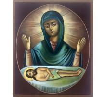 Икона Божьей Матери Не Рыдай Мене, Мати - писаная икона (ВЧ-29)
