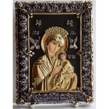 Икона Божьей Матери Неустанной помощи (Ос-НП33)