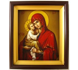 Икона Божьей Матери Почаевская - писаная икона (Гр-86)