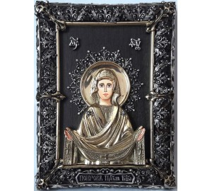 Икона Божьей Матери Покрова (Ос-П33)