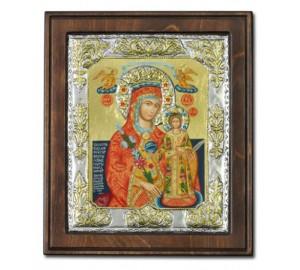 Ікона Божої Матері Нев'янучий Цвіт - грецька ікона