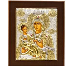 Икона Божией Матери Троеручица - икона из Греции (EK34-029XAG)