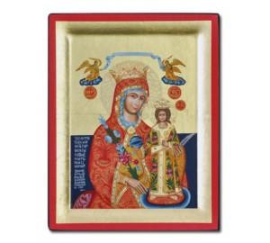 Ікона Нев'янучий Цвіт - грецька ікона Божої Матері (Ік - S169)