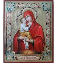 Икона Почаевская Богородица - Непревзойденная писаная икона (Гр-01)
