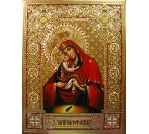 Ікона Почаївська Божа Матір - Незрівнянна ікона писана (Гр-21)