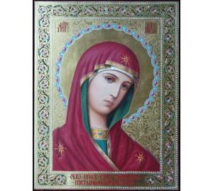 Икона Пресвятой Богородицы Филеримоса - Красивая писаная икона (ир-22)