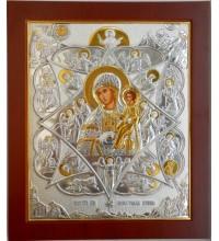 Икона Пресвятой Богородицы Неопалимая Купина (CLASSIC)