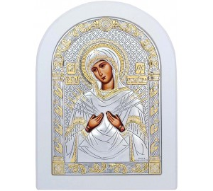 Ікона Пресвятої Богородиці СЕМИСТРІЛЬНА (152-W)