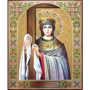 Икона Святая Равноапостольная царица Елена (Гр-96)
