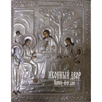 Ікона Свята Трійця - ікона писана (гр-47)