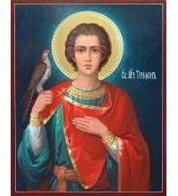 Икона святой мученик Трифон - писаная икона (ир-39)