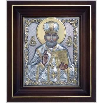 Икона Святой Николай Чудотворец (ол-01)
