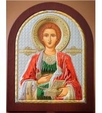 Ікона Святий Пантелеймон - покровитель лікарів, моряків і військових (EK023XAG/C)