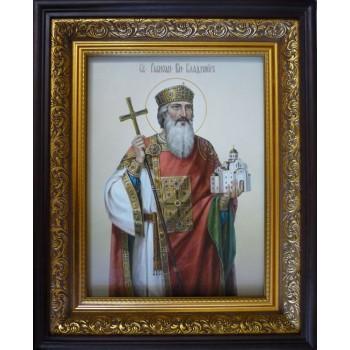 Ікона Володимир Великий Рівноапостольний - Ікона Писана (сч-01)