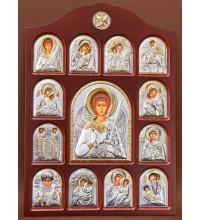 Іконостас - центральна ікона Ангел-Зберігач (01.04.A.172)
