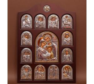 Іконостас - центральна ікона