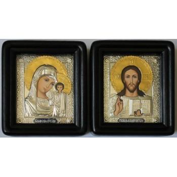 Ікони для вінчання Господь Вседержитель і Божа Матір Казанська (Гр-77)