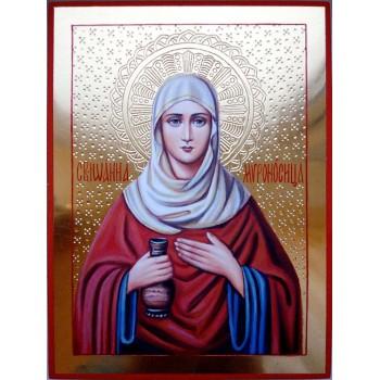 Иоанна Мироносица - писаная икона (ВЧ-17)