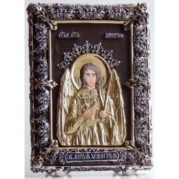 Настольная икона Ангел-Хранитель (Ос-АХ33)