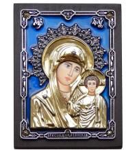 Настольная икона Казанская Богородица (Ос-БКС6р)