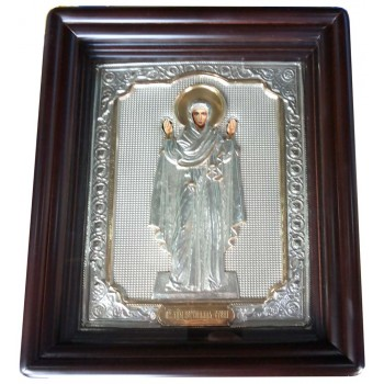 Нерушимая стена - Икона Божьей Матери (хм-38)