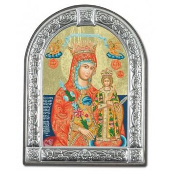 Неувядаемый Цвет - красивая греческая икона (Ик - МС169)