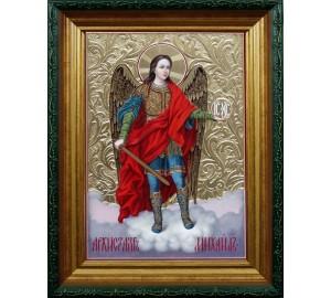 Ікона писана Архістратиг Михайло (il-4)