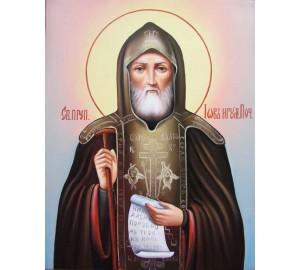 Ікона писана Іов Почаївський, чудотворець (Гр-18)