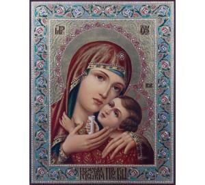 Писаная Икона Корсунской Божьей Матери (ир-1)