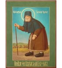 Писаная икона Серафим Саровский (ир-31)