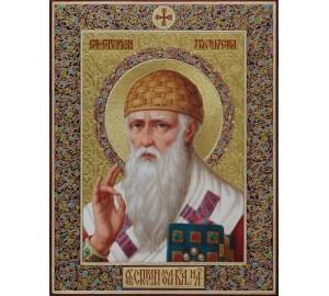 Ікона писана Спиридон Триміфунтський (il-2)