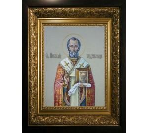 Ікона писана Святитель Миколай (сч-10)
