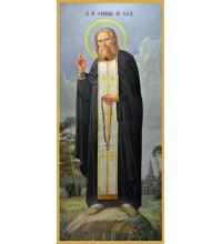 Преподобный Серафим Саровский - писаная икона (еи-01)