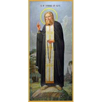 Преподобний Серафим Саровський - ікона писана (еи-01)