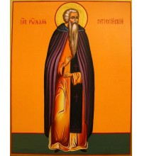 Роман Антіохійський (Сирійський) - ікона писана (Гр-52)