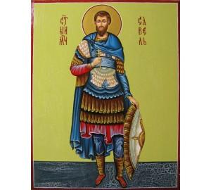 Савел Персіянин - іменна ікона (гр-39)