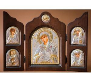 Складення Семистрельная Божа Матір (ск-Семистрельная)